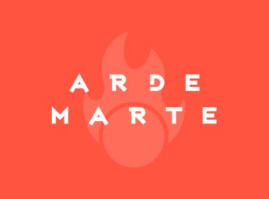 Arde Marte